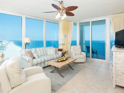 Island Tower - On top of it all! 3/3 Direct Gulf Front Corner! Beach SVC Daily
