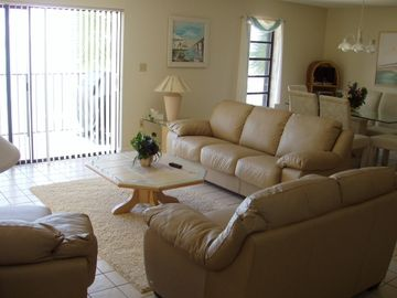Family Room with Sleep Couch