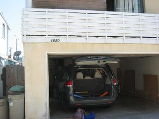 Newport Beach house photo - Two Car Garage