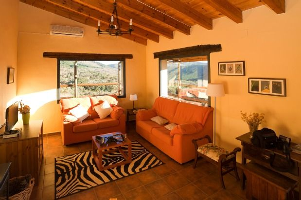 Rural apartment Cielo Abierto for 14 people