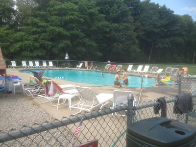 Linderhof Country Club Pool