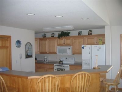 Kitchen - Open to Great Room and Dining Room