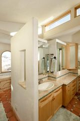 Snowmass house photo - Master bathroom's unique sink design