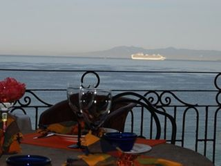 Puerto Vallarta condo photo - Your dining/patio reality!!