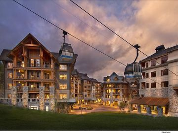 Cedar Flat condo rental - The Gondola In The Summer Is Open For Hiking And B
