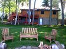 Burt Lake cabin photo
