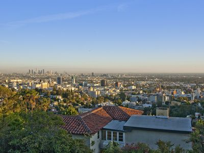 Hollywood house rental - View