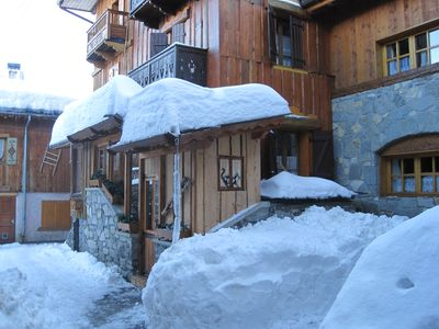 Courchevel: Chalet - Courchevel