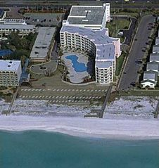 Fort Walton Beach condo photo - Destin West Beach and Bay Resort - Huge Pool