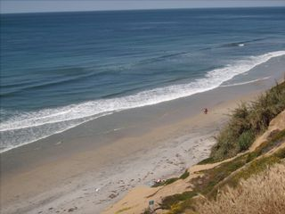 Encinitas apartment photo - Beacon's Beach is a 3-minute walk.
