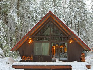 Four Stone Lodge Mt Rainier Crystal Moun Vrbo