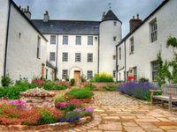 Logie Country House, luxury accommodation with pool on Scottish country estate