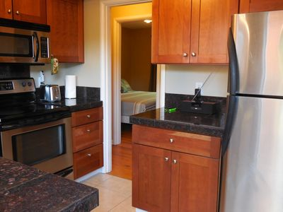 Renovated mid-century condo off Division St.  - 1 bed, 1 bath monthly rental