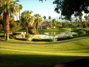 Palm Desert condo rental - BEST VIEWS IN ALL OF PALM VALLEY BY FAR...