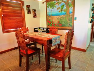Ambergris Caye condo photo - Dining Area