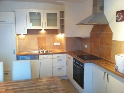 Kitchen Birkeneck 2 (1st floor)
