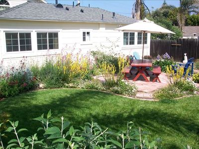 Del Mar cottage rental - Historic Beach Cottage 1928 Santa Fe Ave, Del Mar