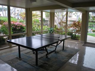 Oceanside condo photo - Ping pong