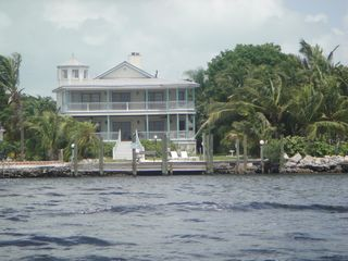 Key Largo house photo - Stunning three story home with deep water dockage