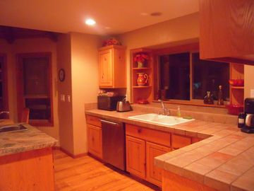 Gourmet Kitchen in Back Chalet