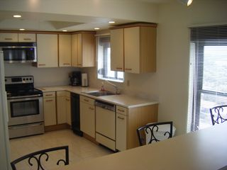 Updated Kitchen - Indian Rocks Beach condo vacation rental photo