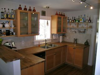 Lakeway cottage photo - Kitchen