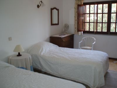 Twin Bedroom, Casa dos Carvalhos