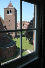 view form the bed room window - East Amsterdam apartment vacation rental photo