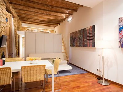 Barrio Gotico apartment rental - Modern Facilities
