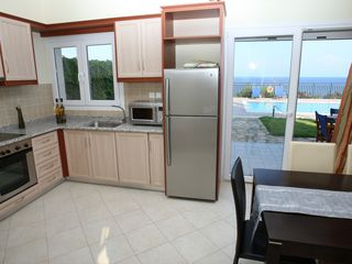 Skala villa photo - Open Kitchen