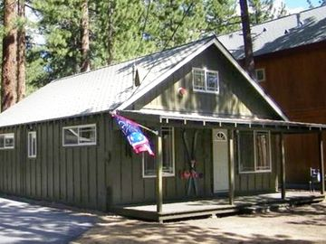 Bijou Pines cabin rental - Completely Updated Classic Tahoe - Completely remodeled and upgraded while retaining the classic Tahoe cabin feel from a day gone by.