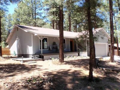 Flagstaff vacation rental vrbo 208538 3 br canyon for Mountain house coupon