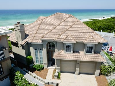 Gulf Front Home - a Walk Away from Seaside! Looney Dunes!