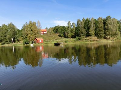 A Nice cottage at Lake Vindommen, which has everything to brighten your holidays