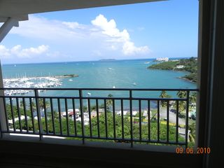Fajardo apartment photo - balcony view