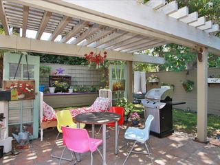 Del Mar house photo - Kichen Patio with infrared grill