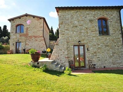 Farmhouse with pool in the hills around Florence