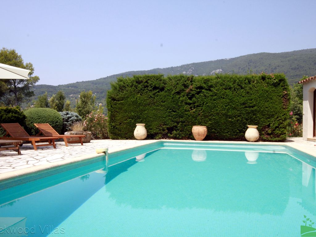 Villa 237448, Seillans, Provence and Cote d