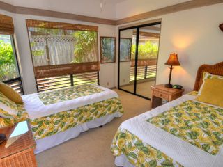 Poipu house photo - Twin Bedroom