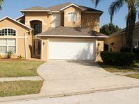 Great Location 6 Bed Pool Home Close to Disney #415
