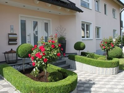 A large and very nicely furnished apartment near Legoland Germany
