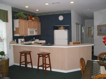 Lower Level - Kitchen