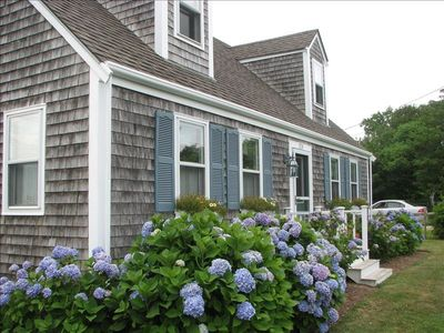 Charming 'Sconset Cottage