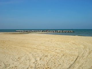 Cape Charles condo photo - Private 2 1/2 Mile Beach for Gated Community and Condo