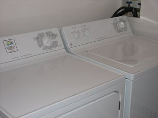 Rolling Hills villa photo - Laundry Room with Washer and Dryer