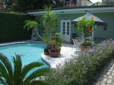 New Orleans apartment rental - Pool House