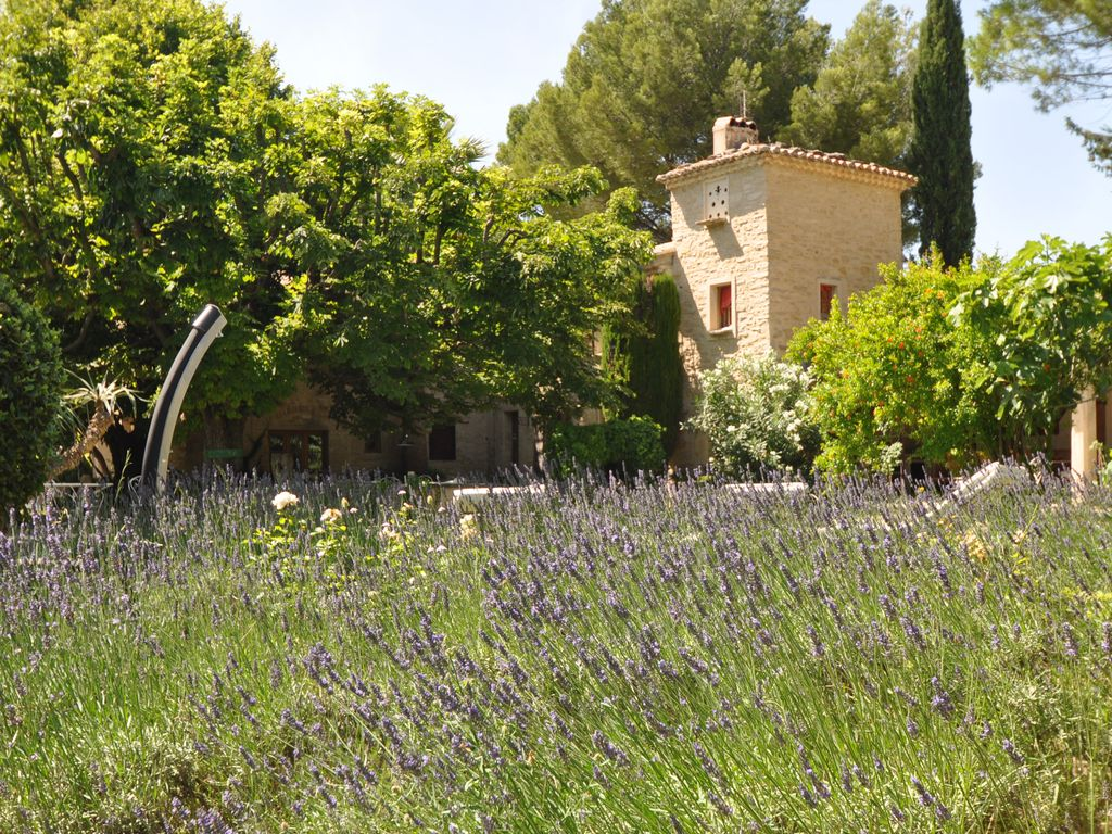 Peaceful house, with terrace , Caromb, Provence and Cote d