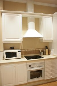 Seville Old Town apartment rental - Kitchen - including dishwasher, washing machine
