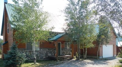 Island Park cabin rental - The Yellowstone Retreat, 2012