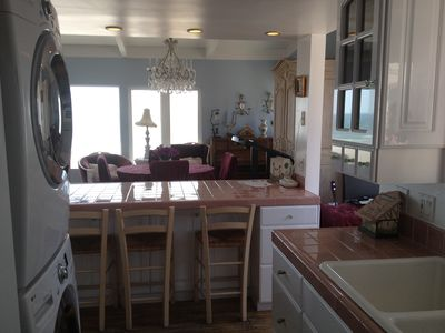 Manhattan Beach apartment rental - Ocean View from Kitchen